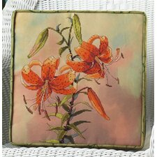 Tiger Lily Counted Cross Stitch