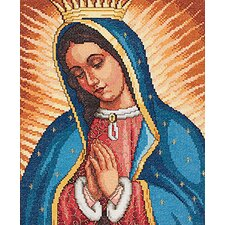 Our Lady of Guadalupe Counted Cross Stitch