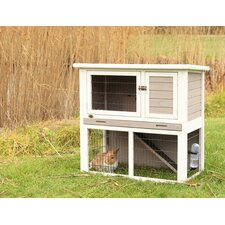 Animal Hutch with Enclosure