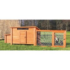 Chicken Coop with Optional Outdoor Run