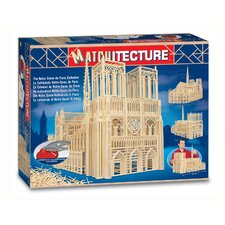 Matchitecture The Notre Dame de Paris Cathedral