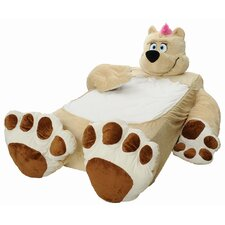Honey Bear Twin Bed Cover
