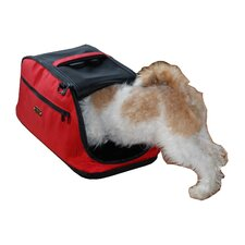 Air In-Cabin Pet Carrier in Strawberry Red