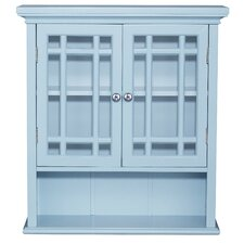 Eton Wall Cabinet with 2 Doors