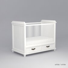 Georgian Crib and Changer Set