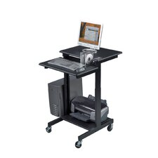 "Web AV 31"" W Workstation/AV Stand"