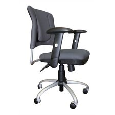 Reflex Mid-Back Upholstered Task Chair