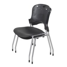 Circulation Stacking Chair (Set of 2)