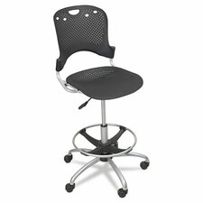 Mid-Back Drafting Chair