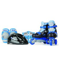 Boys New Skate Training Set
