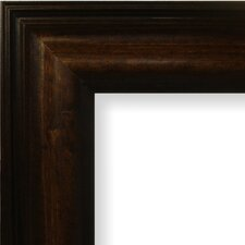 "2.5"" Wide Real Wood Distressed Picture Frame / Poster Frame"