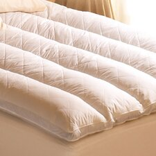 Euro Rest 100% Cotton Feather Bed