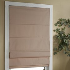 Solid Blackout Thermal Cordless Roman Shade