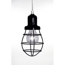 Cage 1 Light Mini Pendant