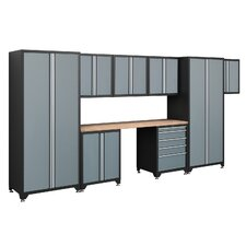 Pro Series 9pc Cabinet Set