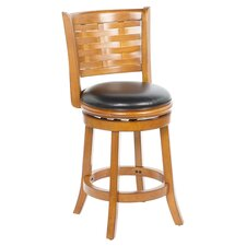 Sumatra Barstool in Brush Oak