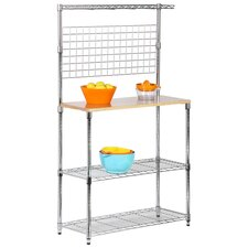 Urban Baker's Rack in Chrome