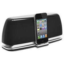 Universal Docking Speaker in Black