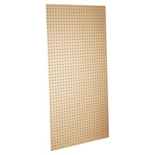 Heavy Duty Pegboard in Natural
