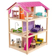 So Chic Dollhouse in Pink