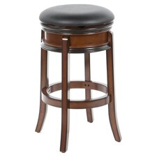 "Magellan 29"" Swivel Barstool in Brandy"