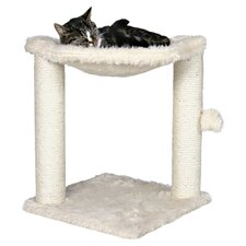 "20"" Baza Cat Hammock in White"
