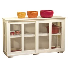 Atlantic Kitchen Island Cabinet in White