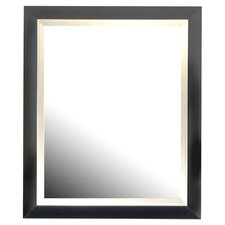 Carson Wall Mirror in Black