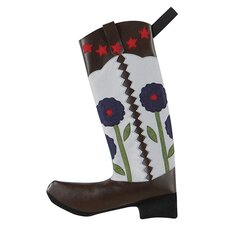 Jingle Bell Rock Giddy Up Boot Stocking