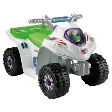 Toy Story Lil Quad in White