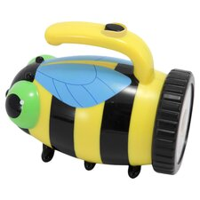 Bibi Bee Flashlight in Yellow