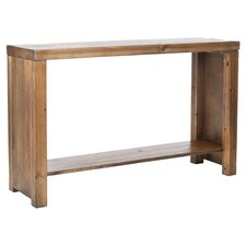 Tori Console Table in Oak