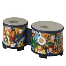 Rhythm Club Rhythm Kids Graphics Bongo