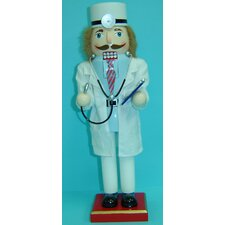 Doctor in Coat Nutcracker