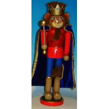 Wizard of Oz Lion Nutcracker