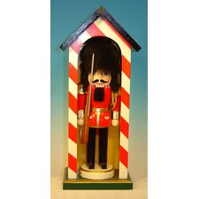 Soldier in Guardhouse Nutcracker