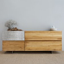 PCHseries 4 Drawer Dresser