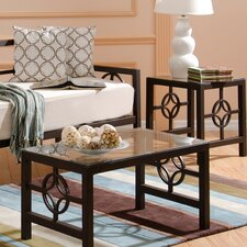 Medallion Coffee Table Set