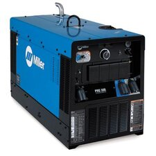 300 CC/CV Welder/Generator With 22HP Caterpillar Engine, Starting Aid, 12000 Watts Peak, 410 Amp