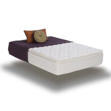 "Verde 12"" Plush Pillow Top Mattress"