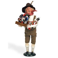 Nutcracker Vendor Figurine