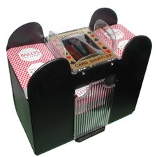 Six Deck Automatic Card Shuffler