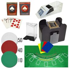Professional Blackjack Set