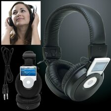 iPod Nano Headset Headphones Music Player