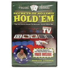 DVD - Secrets of No-Limit Hold'Em with Howard Lederer