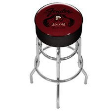 Fender Top Hat Hot Rod Padded Barstool