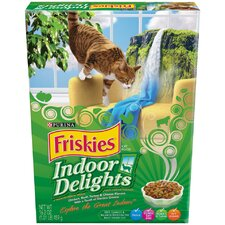 Indoor Delights Case Dry Cat Food (Case of 12)