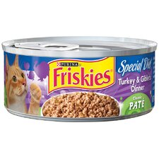 Classic Pate Special Diet Turkey and Giblets Wet Cat Food (5.5-oz can, case of 24)