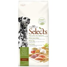 Selects Adult Natural Turkey and Barley Dry Dog Food