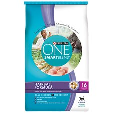Smartblend Advanced Hairball Formula Cat Food (16-lb bag)